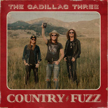 The Cadillac Three - Country Fuzz (CD)