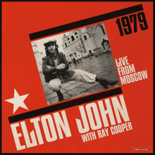 Elton John, Ray Cooper - Live From Moscow (2CD)