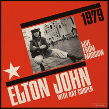 "Elton John, Ray Cooper - Live From Moscow (2 x 12"" VINYL LP)"