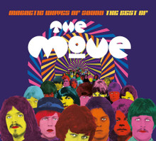 The Move - Magnetic Waves Of Sound - The Best Of The  Move (CD / DVD)