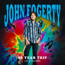 "John Fogerty - 50 Year Trip: Live at Red Rocks (2 x 12"" VINYL LP)"
