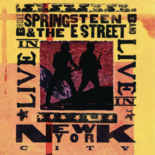 "Bruce Springsteen - Live in New York City (NEW 3 x 12"" VINYL LP)"