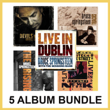 Bruce Springsteen - BUNDLE (NEW VINYL BUNDLE)