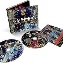 Rory Gallagher - Check Shirt Wizard - Live in '77 (2 x CD)