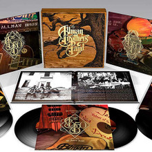 The Allman Brothers Band - Trouble No More: 50th Anniversary Collection (10LP VINYL BOXSET)