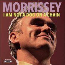 "Morrissey - I Am Not A Dog On A Chain (12"" COLOUR VINYL LP)  20/03"