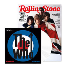 The Who - German Rolling Stone Issue 12/2019 (MAGAZINE W/ Exclusive 7-Inch)