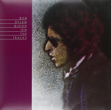 "Bob Dylan - Blood On The Tracks (12"" VINYL LP)"