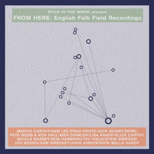 From Here - English Folk Field Recordings (CD)