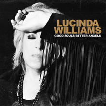 Lucinda Williams - Good Souls Better Angels (CD)