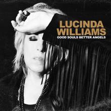 Lucinda Williams - Good Souls Better Angels (CD)