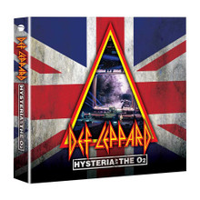 Def Leppard - Hysteria at the 02 (2CD,DVD)
