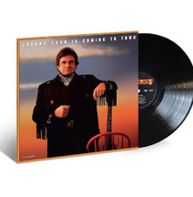 Johnny Cash - Johnny Cash Is Coming To Town (VINYL LP)