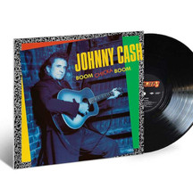 Johnny Cash - Boom Chicka Boom (VINYL LP)