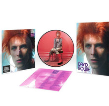 "David Bowie - Space Oddity 1972 (12"" VINYL PICTURE DISC )"