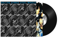 "The Rolling Stones - Steel Wheels (12"" VINYL LP)"