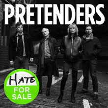 Pretenders - Hate For Sale (CD)