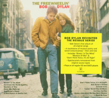 Bob Dylan - Bob Dylan/The Freewheelin' Bob (CD)