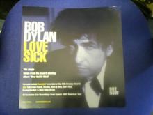 Bob Dylan - Love Sick (RARE PROMO CARD Card)