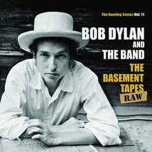 Bob Dylan and The Band - The Basement Tapes Raw Bootleg Series 11 (2 CD SET)