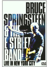 Bruce Springsteen And The E Street Band - Live In York City (DVD)