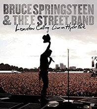 Bruce Springsteen - London Calling: Live In Hyde Park (DVD)