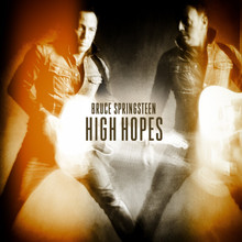 "Bruce Springsteen - High Hopes (2014) (2 x 12"" VINYL LP & CD)"
