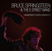 Bruce Springsteen - Hammersmith Odeon, London 75 (CD)