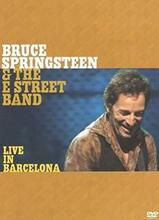 Bruce Springsteen  - Live In Barcelona (DVD)