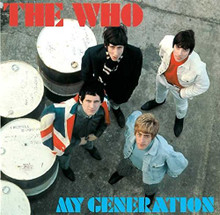 The Who - My Generation (CD)