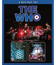 The Who - Sensation - The Story Of Tommy + Tommy Live At The Roy (2 x BLU-RAY)