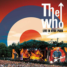 The Who - Live At Hyde Park (DVD+2CD)