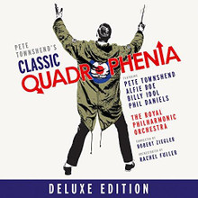 Pete Townshend's Classic Quadrophenia - Pete Townshend Boe Idol Dan (CD+DVD)