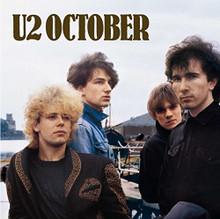 U2 - October (Remastered) (CD)