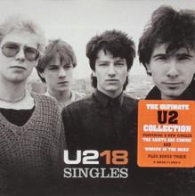 U2 - U218 Singles (CD)