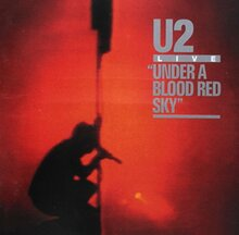U2 - Under A Blood Red Sky (CD)