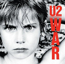 "U2 - War (12"" VINYL LP)"
