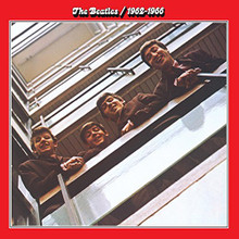 The Beatles - 1962-1966, The Red Album 2009 Remaster (2CD)