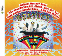 The Beatles - Magical Mystery Tour (CD)
