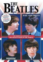 The Beatles - Rare And Unseen (DVD)