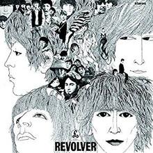 "The Beatles - Revolver (12"" VINYL LP)"