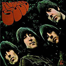 "The Beatles - Rubber Soul (12"" VINYL LP)"
