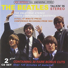The Beatles - Talkin'In Stereo (CD)