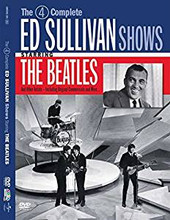 The Beatles - The Complete Ed Sullivan Sho (DVD)