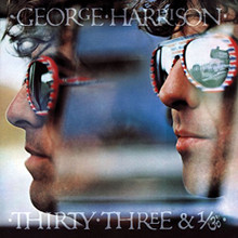 George Harrison - Thirty Three And 1/3 (CD)