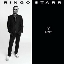 Ringo Starr - Y Not (CD)