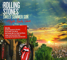 The Rolling Stones - Sweet Summer Sun - Hyde Park Live (DVD+2CD)