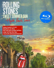 The Rolling Stones - Sweet Summer Sun - Hyde Park Live (BLU-RAY)