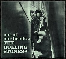 The Rolling Stones - Out Of Our Heads (UK Version) (CD)