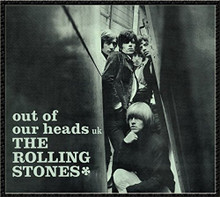 """The Rolling Stones - Out Of Our Heads (UK Version) (12"""" VINYL LP)"""